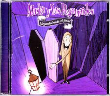 CD ALASKA Y LOS PEGAMOIDES llegando hasta el final SUBTERFUGE MINT 1996