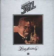 GIANTS OF JAZZ: LOUIS ARMSTRONG (3 LP BOX SET) PREMIUM QUALITY USED LP (NM/NM)