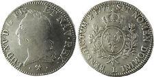 LOUIS  XV   ,   ECU  A  LA  VIEILLE  TETE   ARGENT   1774  L  BAYONNE