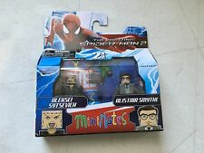 Diamond Select Toys Marvel Minimates Amazing Spider-Man Aleksei Alistair Smythe