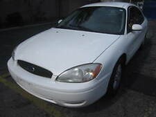 Ford: Taurus 4dr Sdn SEL