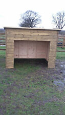 7'x5'x5'6'' H pony goat sheep cow pig pony field shelter