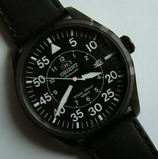 Automatic watch ORIENT FER2A001B0. FLIGHT. 10 ATM. New!