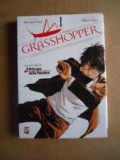 GRASSHOPPER Vol.1 - Manga di Kotaro Isaka edizione Gp Publishing    [G371E]