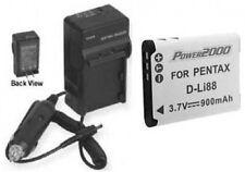 Battery + Charger Sanyo VPC-GH1EX-B VPC-GH1GX VPC-GH1PX
