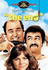 THE END BURT REYNOLDS SALLY FIELDS DOM DeLOUISE  DVD