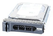 "Dell 300 GB 15k 3.5"" SAS Hot Swap Disco Rigido 0yp778 778"