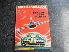 belle reedition michel vaillant concerto pour pilotes