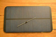 300ma 1.5 watts 5v solar panel with diode