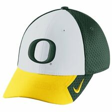 "Nike Oregon Ducks Conference Legacy 91 Swoosh Flex Hat 681""Free Shipping in USA"""