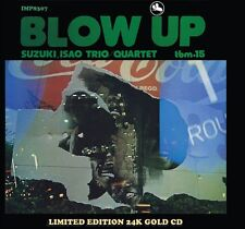 Isao Suzuki Trio - Blow Up++24k Gold Special Edition +IMP8307+++NEU