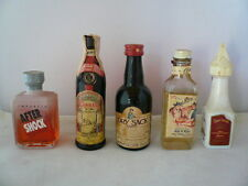 SMALL BOTTLE COLLECTION - 35 BOTTLES - EXCELLENT - NO RESERVE - FREE SHIPPING