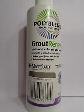 Polyblend Grout Renew All-in-One Colorant & Sealer 8oz - Natural Gray #09