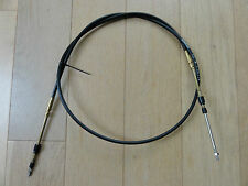 New Ultraflex inboard outboard control cable C2 (23C)  4.5m long single     (S1)