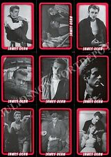 JAMES DEAN COLLECTION 1993 ACTIVE MARKETING FACTORY BASE CARD SET OF 50 MOVIE