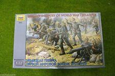 Zvezda GERMAN INFANTRY OF WORLD WAR 1 1914 1/72  8083