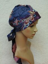 Head wear for chemotherapy patients, tichel, bad hair day scarf, chemo headscarf