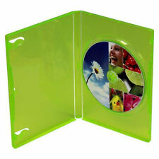 25 New Replacement Green Xbox 360 Game Dvd Case Cases