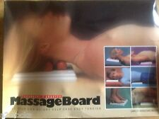 SHIATSU AID MASSAGE BOARD Portable Acupressure Tension Fatigue Relief TAKAHASHIS