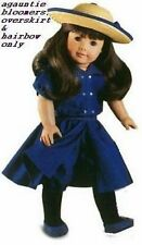 New American Girl Samantha 3 Pcs. Bathing Outfit Costume I Emily Rebecca Ruthie