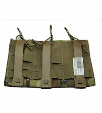 Tactical Tailor Fight Lite 5.56 Triple Mag Panel - Coyote Brown - NEW & in Stock