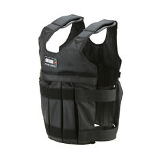 50kg Weighted Vest Adjustable Weight Fitness Workout MMA Gym Crossfit Training