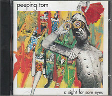 Peeping Tom  A Sight For Sore Eyes CD FASTPOST