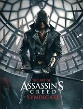 ART OF ASSASSIN'S CREED SYNDICATE (9781783295760) - PAUL DAVIES (HARDCOVER) NEW