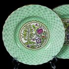 2 Royal Worcester Pomander Bread Dessert Plates 2 of 8   8 Pc Place Setting 2109