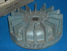#1 genuine tecumseh engine flywheel part# 27987 new old stock