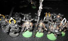 Warhammer 40,000 Chaos Space Marines squad