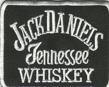 TOPPA PATCH THERMOADERENTE ECUSSON EMBROIDERED WHISKEY JACK DANIEL'S