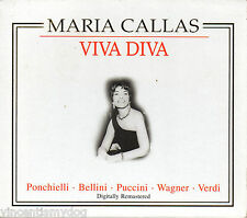 Maria Callas - Viva Diva (5 disc CD box set)