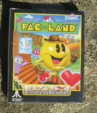 Pac-Land (Atari Lynx, 1991) New Sealed Complete in Box NIB Rare