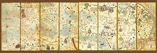 PUZZLE 3000 PIEZAS teile pieces MAPAMUNDI 1375 - WORLD MAP EDUCA 16355 PANORAMA