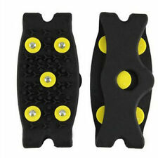 Cover  HOT Spikes  Anti Slip Grips  Snow  Ice  Climbing  Cleats  5-Stud Shoes