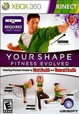 Your Shape Fitness Evolved - Xbox 360, Acceptable Video Games