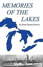 MEMORIES OF THE LAKES - NEW PAPERBACK BOOK