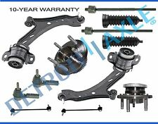 Brand New 12pc Complete Front Suspension Kit for 2005 - 2009 Ford Mustang