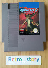 Nintendo NES Gremlins 2 The New Batch PAL