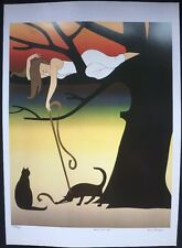 Will Barnet Play 1975 Poster Authorised Reproduction 40x29cm 20
