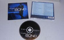 CD Soundtrack The Best of ... James Bond 22.Tracks 2002 A-HA Duran Duran T.Jones