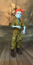 Monster High Boys Pilot Jumpsuit Cloth Set Smart!