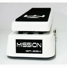 Mission Engineering EP-25K 25K TC Electronic Eventide Expression Pedal White