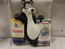 Hamm's Hamms Bear Vaccuform with 2 cans