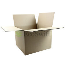 15 8x8x6 Cardboard Packing Mailing Moving Shipping Boxes Corrugated Box Cartons