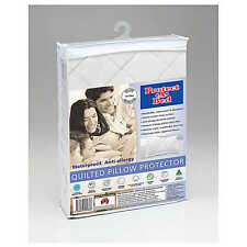 Protect A Bed 45 x 70cm Waterproof Pillow Protector, Made in Australia *bw