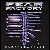 Fear Factory CD Demanufacture (Exc!)