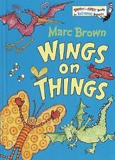 Wings on Things (Bright & Early Books(R)), Marc Brown, Good Book