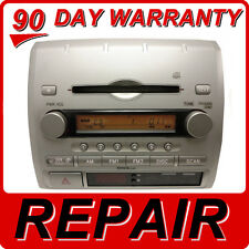 REPAIR SERVICE ONLY Toyota Tacoma Radio Single CD Player Stereo OEM JBL FM AM